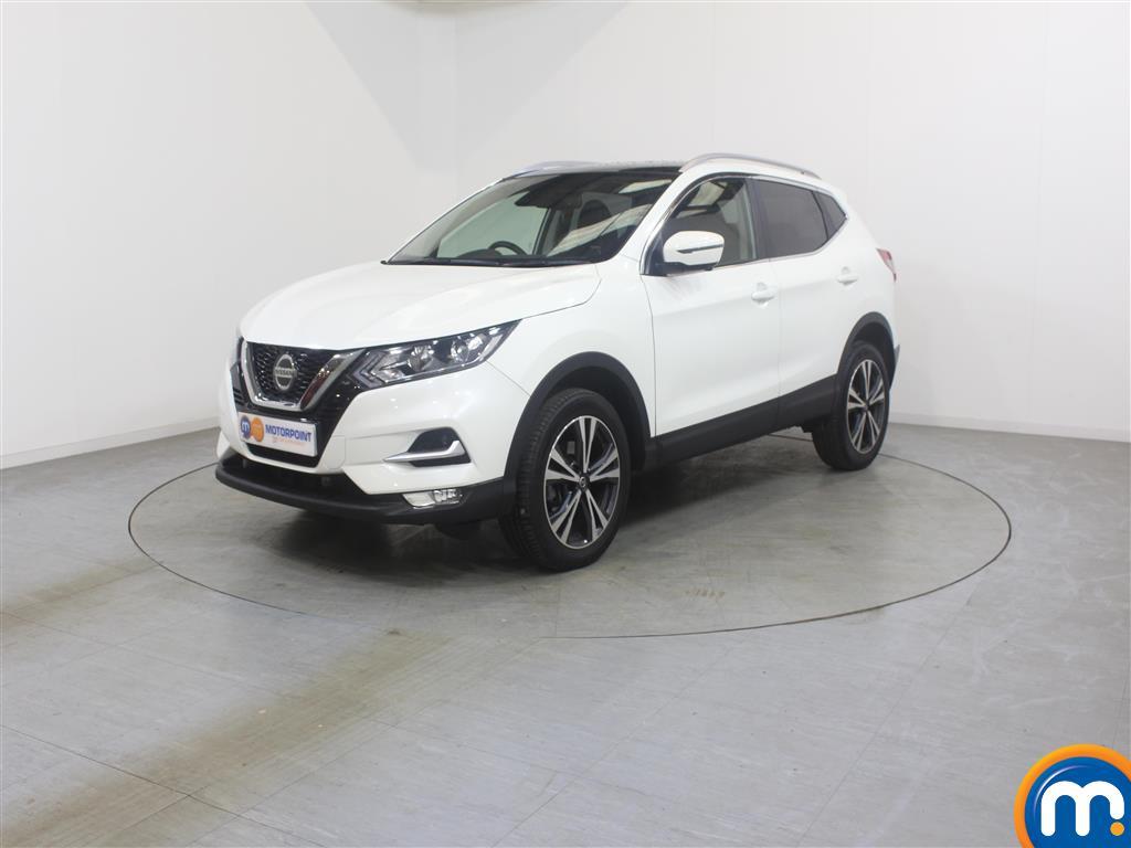 Nissan Qashqai N-Connecta - Stock Number (1005209) - Passenger side front corner