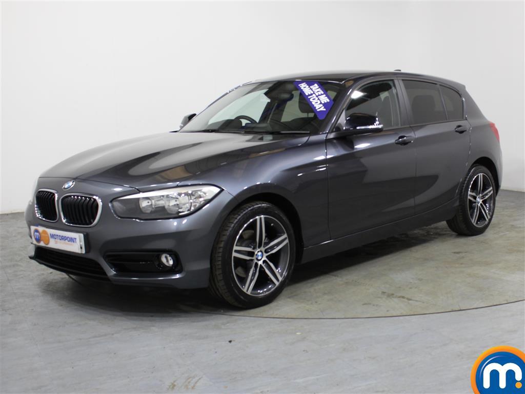 BMW 1 Series Sport - Stock Number (994699) - Passenger side front corner