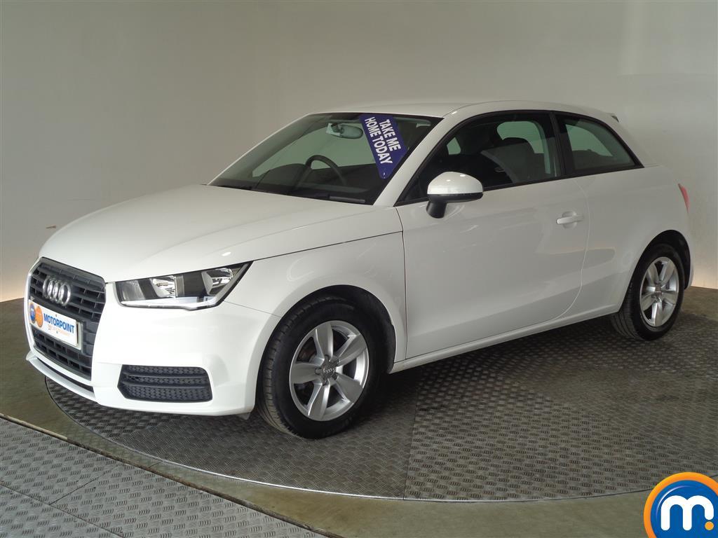 Audi A1 SE - Stock Number (989213) - Passenger side front corner