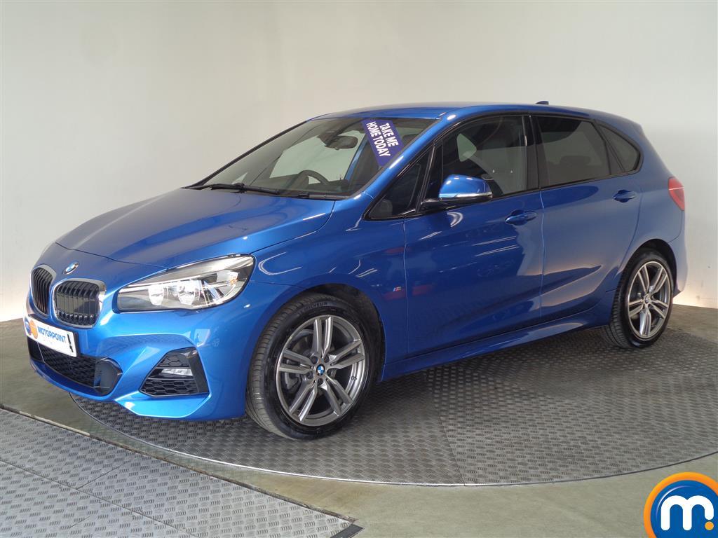 BMW 2 Series M Sport - Stock Number (1010546) - Passenger side front corner