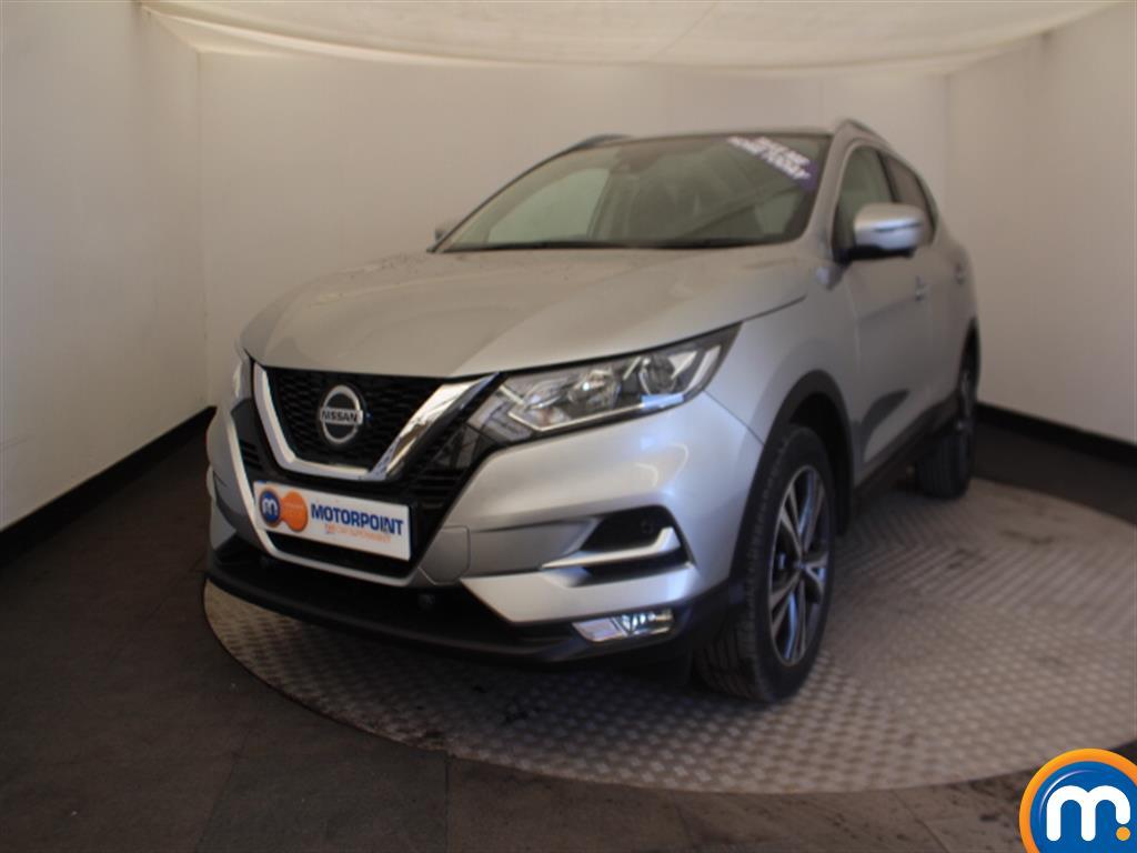 Nissan Qashqai N-Connecta - Stock Number (1005197) - Passenger side front corner