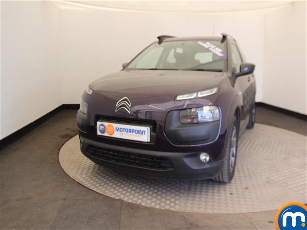 Citroen C4 Cactus Feel - Stock Number (1006862) - Passenger side front corner