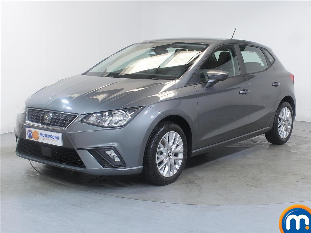 Seat Ibiza SE Technology - Stock Number (1007242) - Passenger side front corner