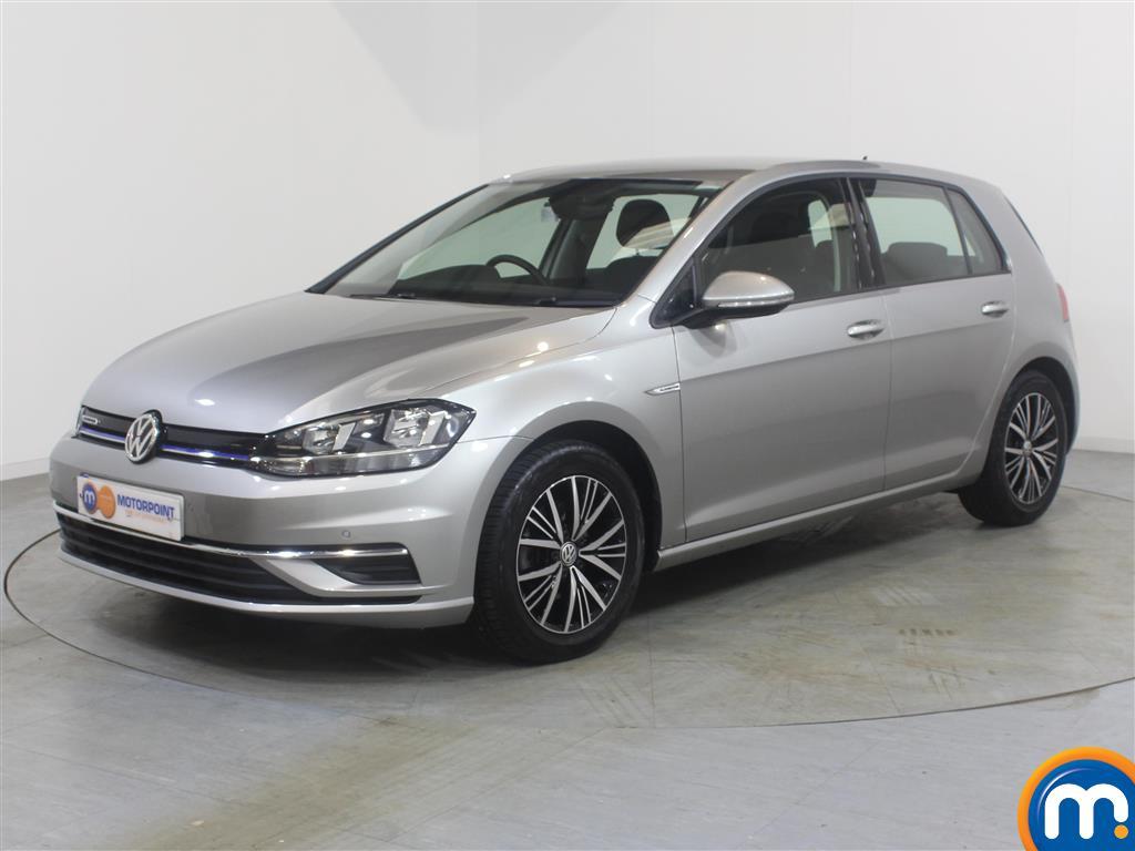 Volkswagen Golf SE - Stock Number (1001122) - Passenger side front corner