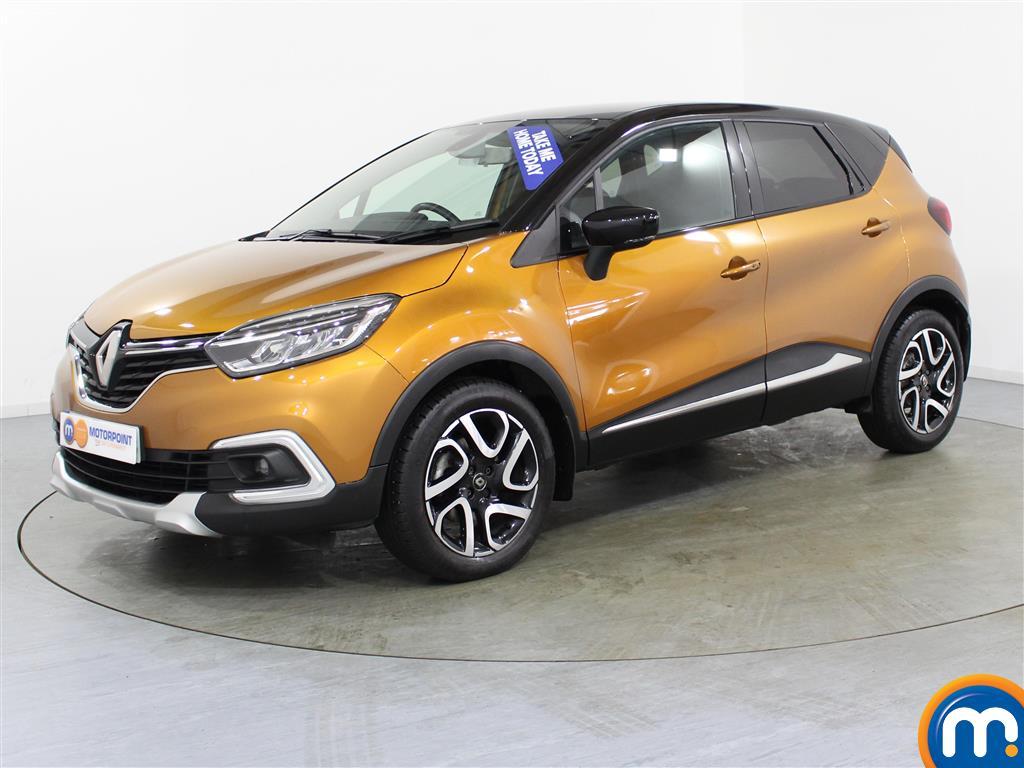 Renault Captur Dynamique S Nav - Stock Number (999262) - Passenger side front corner