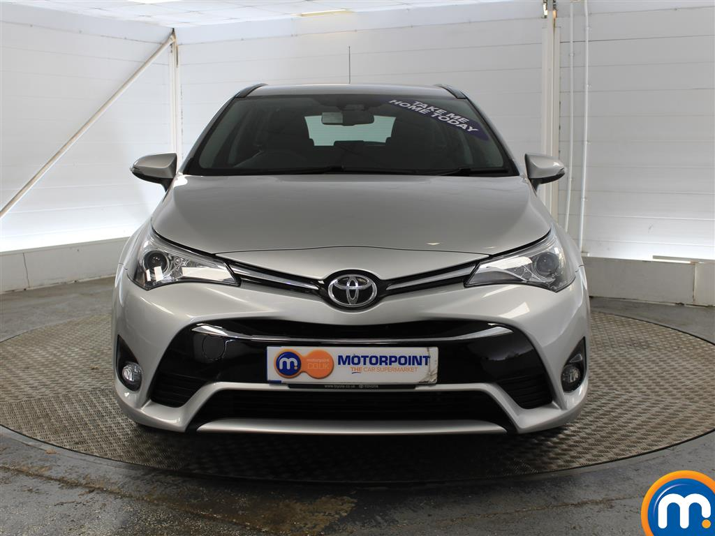 Toyota Avensis Business Edition Manual Diesel Estate - Stock Number (1009051) - Front bumper