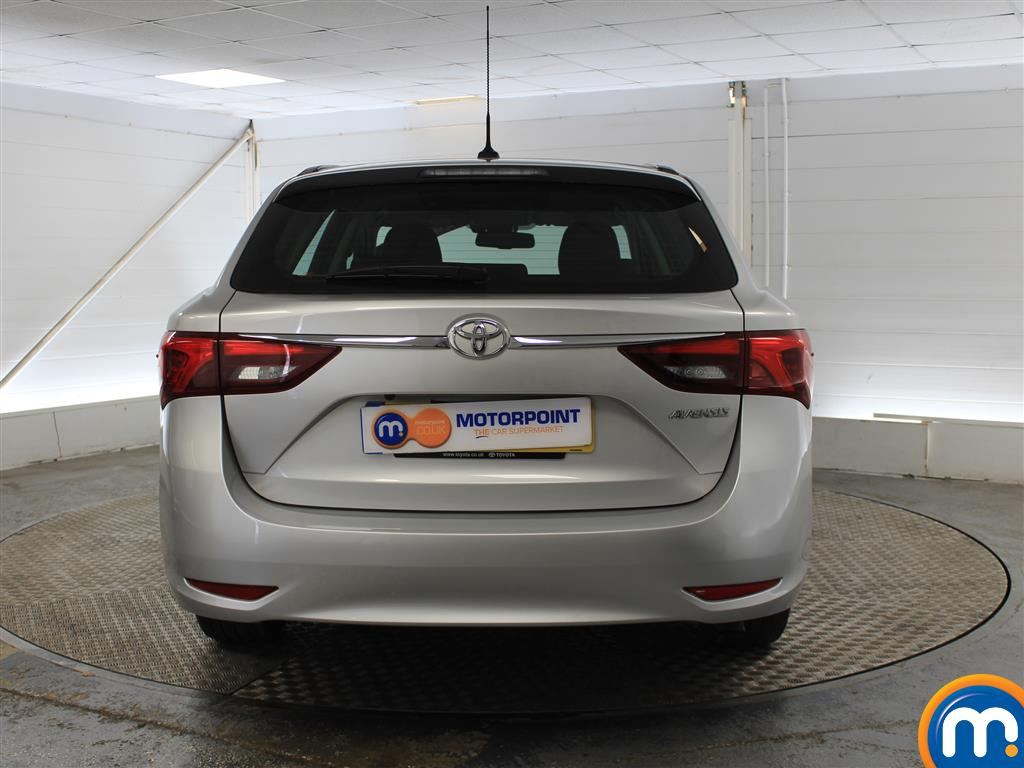 Toyota Avensis Business Edition Manual Diesel Estate - Stock Number (1009051) - Rear bumper