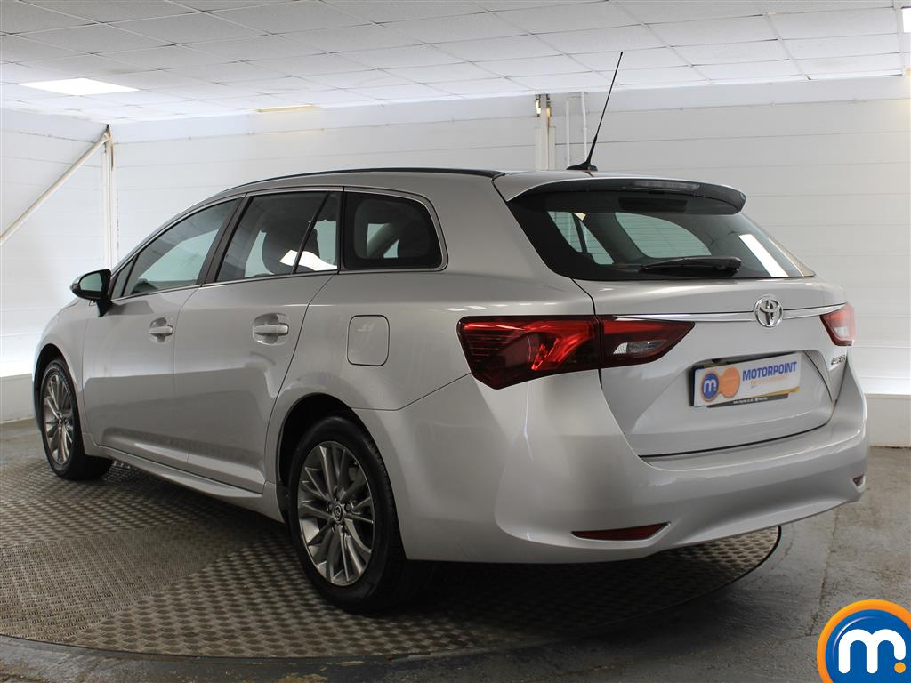 Toyota Avensis Business Edition Manual Diesel Estate - Stock Number (1009051) - Passenger side rear corner