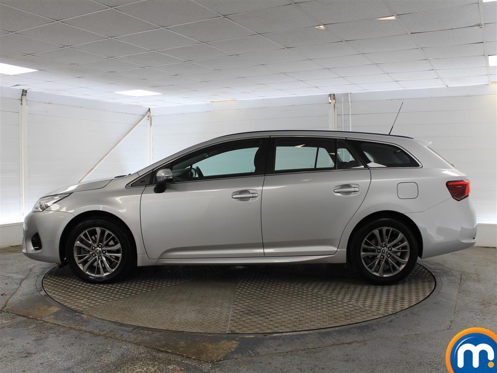 Toyota Avensis Business Edition Manual Diesel Estate - Stock Number (1009051) - Passenger side