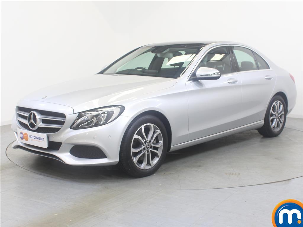 Mercedes-Benz C Class Sport - Stock Number (998625) - Passenger side front corner