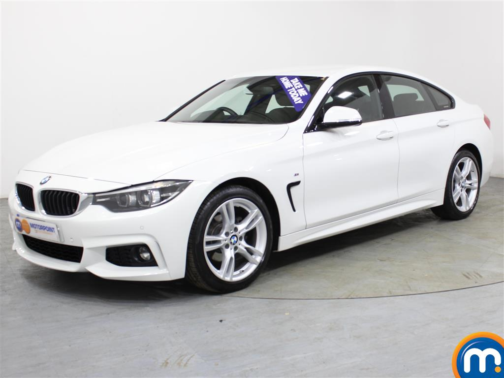 BMW 4 Series M Sport - Stock Number (997096) - Passenger side front corner