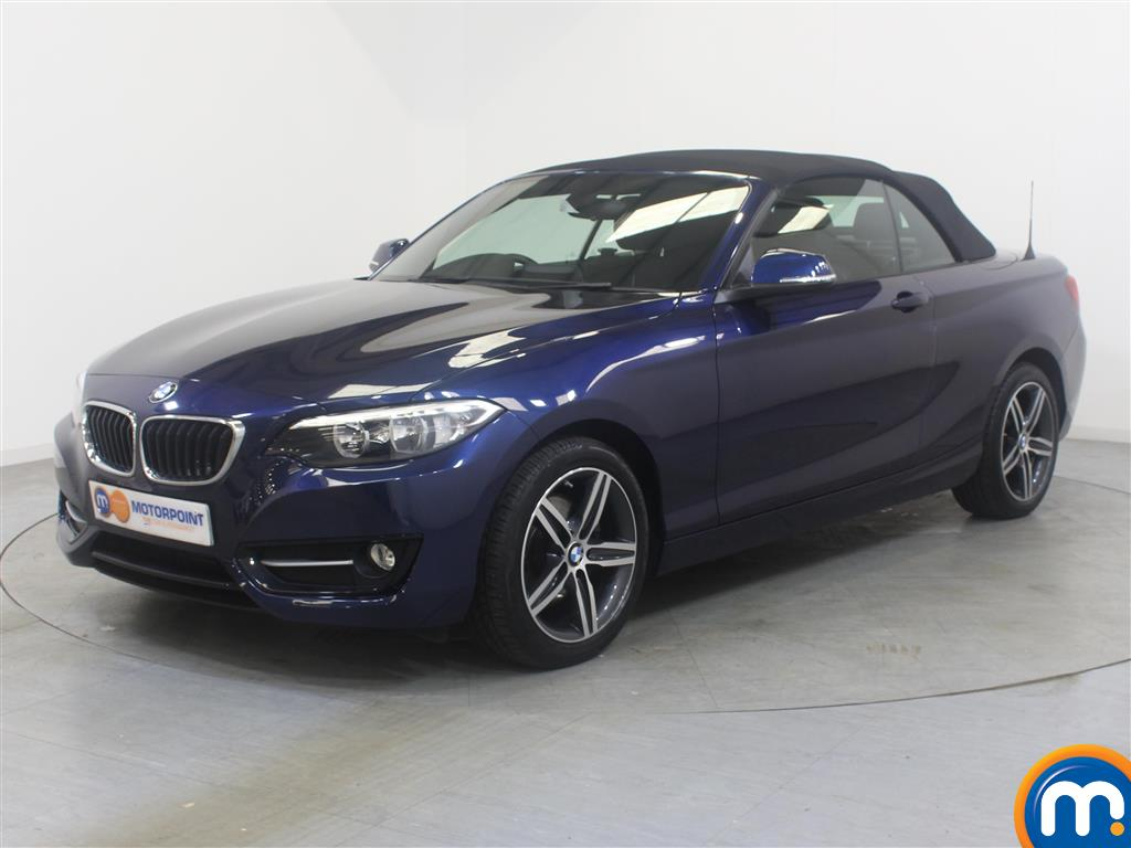 BMW 2 Series Sport - Stock Number (1003829) - Passenger side front corner