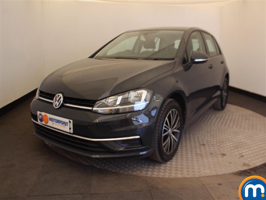 Volkswagen Golf SE - Stock Number (1006262) - Passenger side front corner