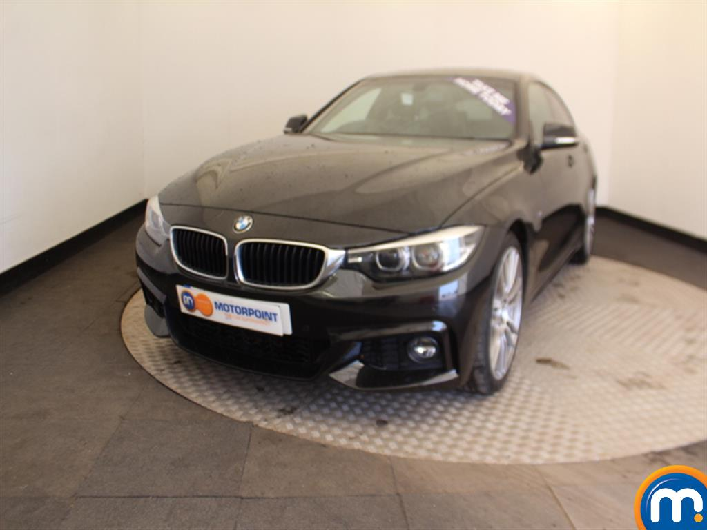 BMW 4 Series M Sport - Stock Number (1008028) - Passenger side front corner