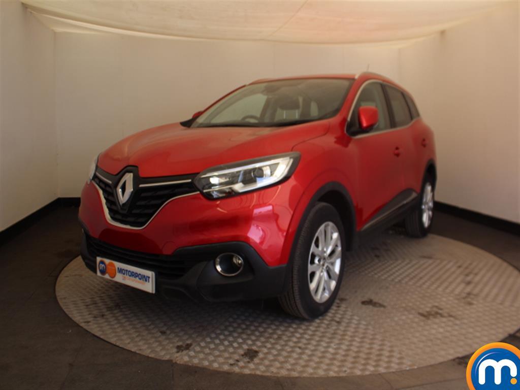 Renault Kadjar Dynamique Nav - Stock Number (1008323) - Passenger side front corner