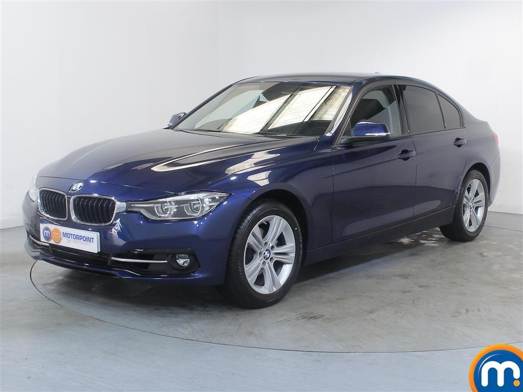 BMW 3 Series Sport - Stock Number (1009848) - Passenger side front corner