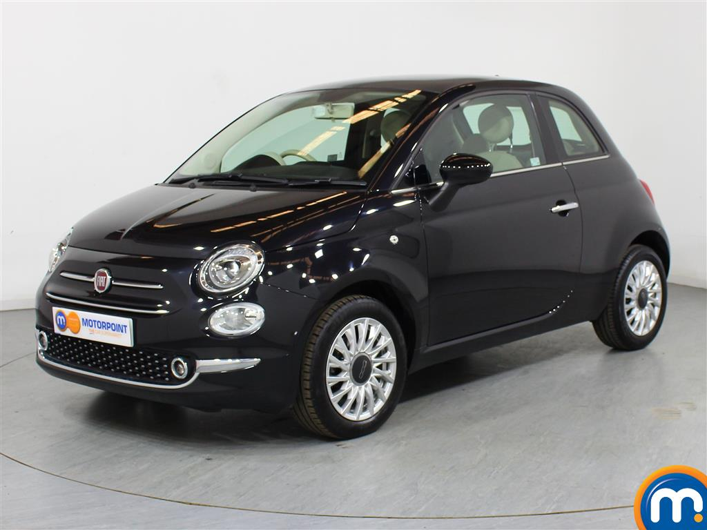 Fiat 500 Lounge - Stock Number (1009623) - Passenger side front corner