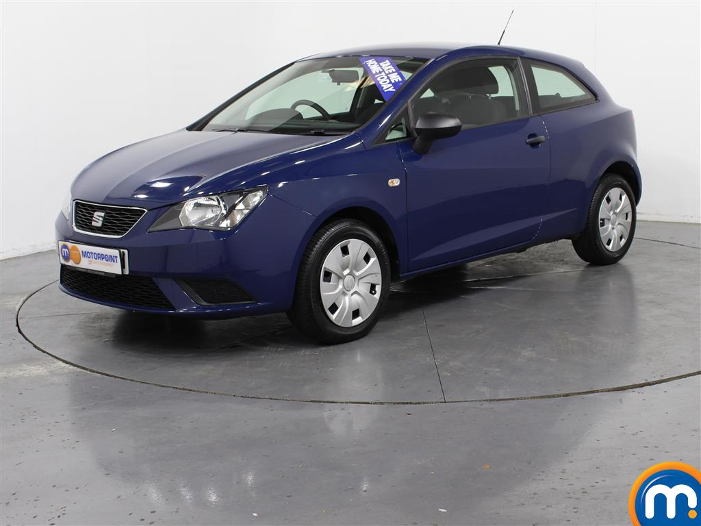 Seat Ibiza S - Stock Number (1003022) - Passenger side front corner