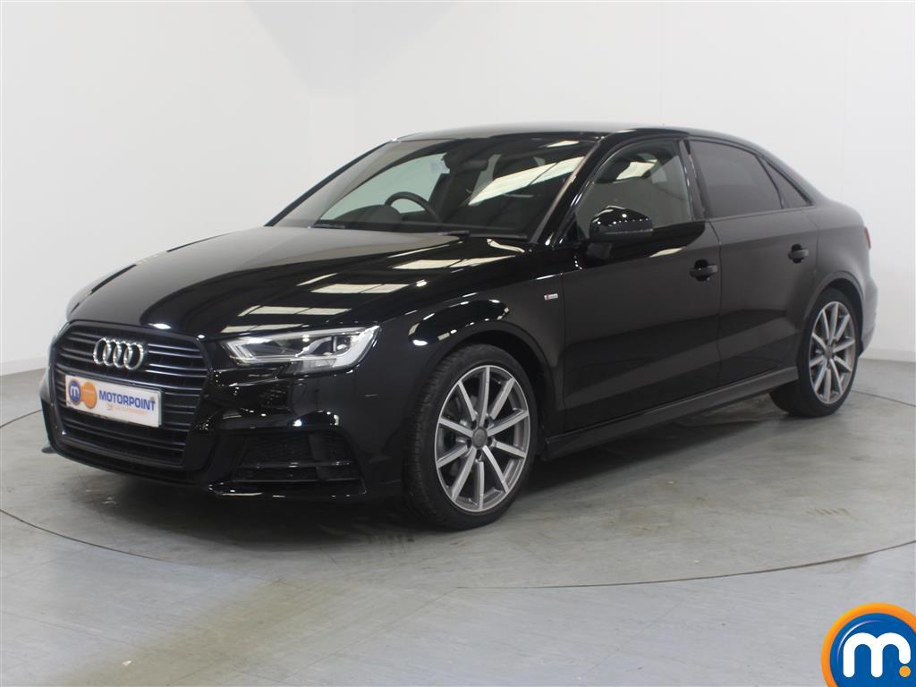 Audi A3 Black Edition - Stock Number (1010948) - Passenger side front corner