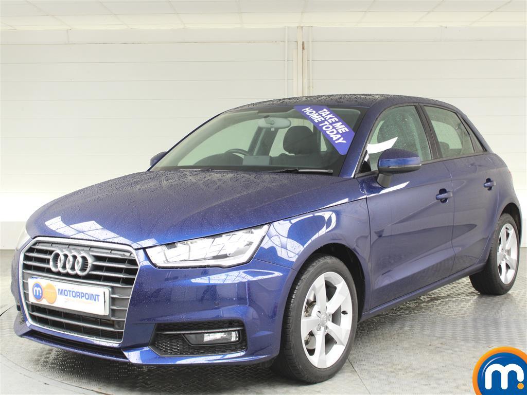 Audi A1 Sport - Stock Number (1005726) - Passenger side front corner