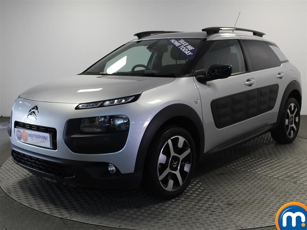 Citroen C4 Cactus Flair - Stock Number (1006444) - Passenger side front corner