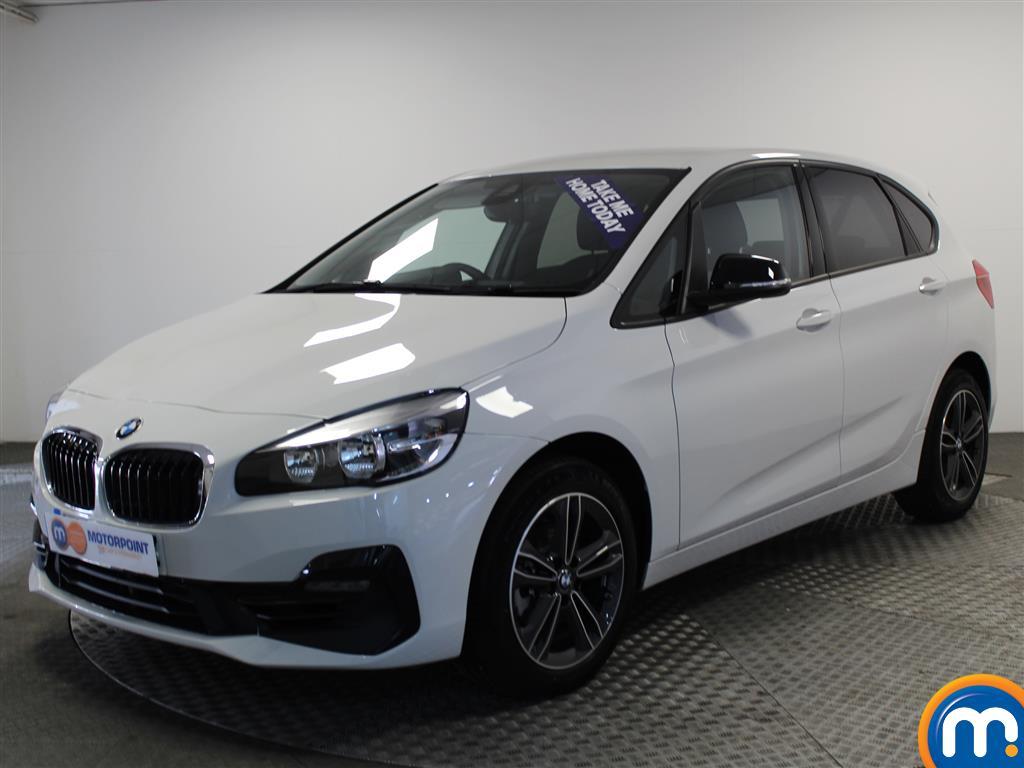BMW 2 Series Sport - Stock Number (995779) - Passenger side front corner
