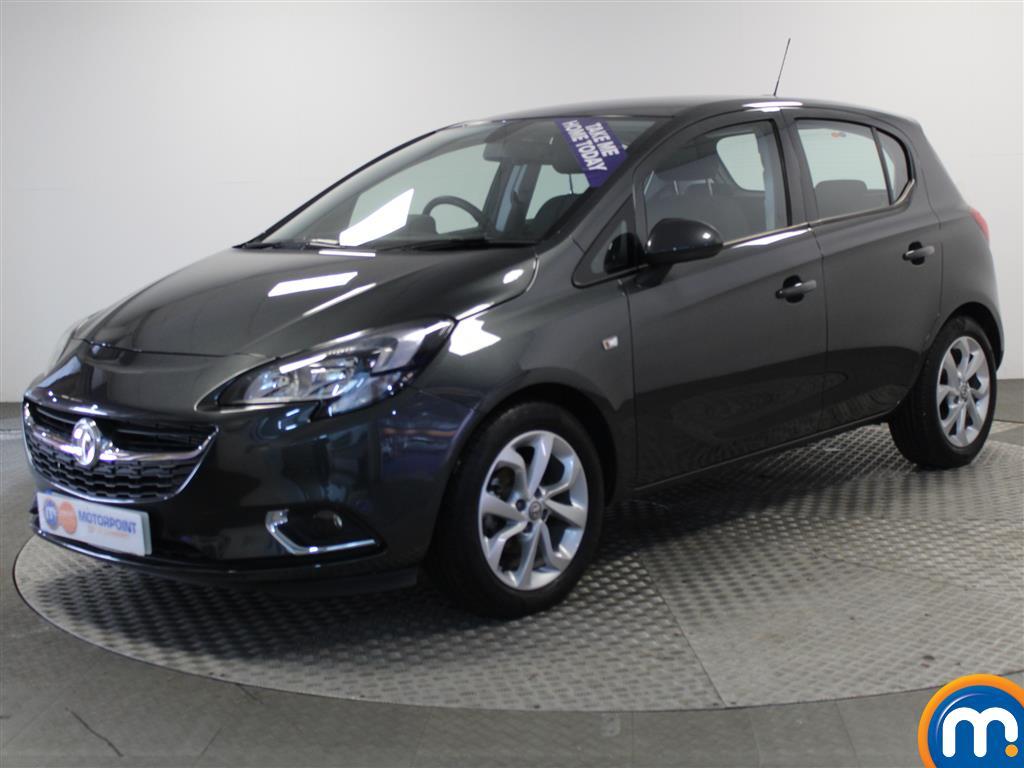 Vauxhall Corsa SRi - Stock Number (1010724) - Passenger side front corner
