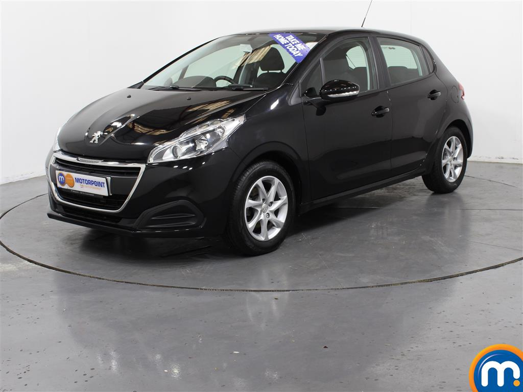 Peugeot 208 Active - Stock Number (1006405) - Passenger side front corner