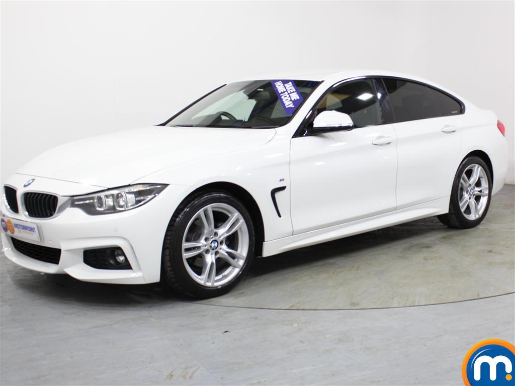 BMW 4 Series M Sport - Stock Number (1003584) - Passenger side front corner