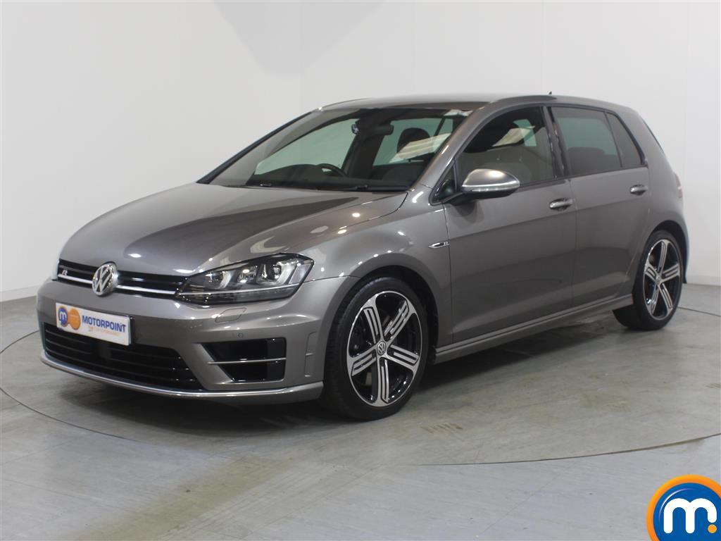 Volkswagen Golf R - Stock Number (1006052) - Passenger side front corner