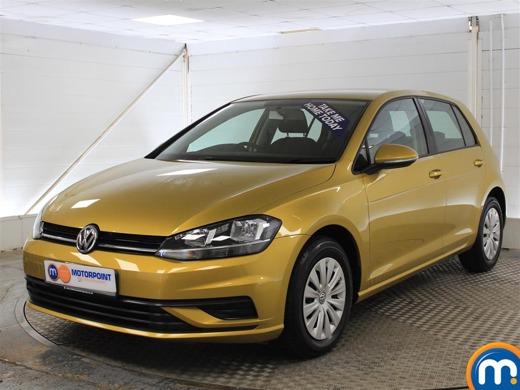Volkswagen Golf S - Stock Number (1009789) - Passenger side front corner