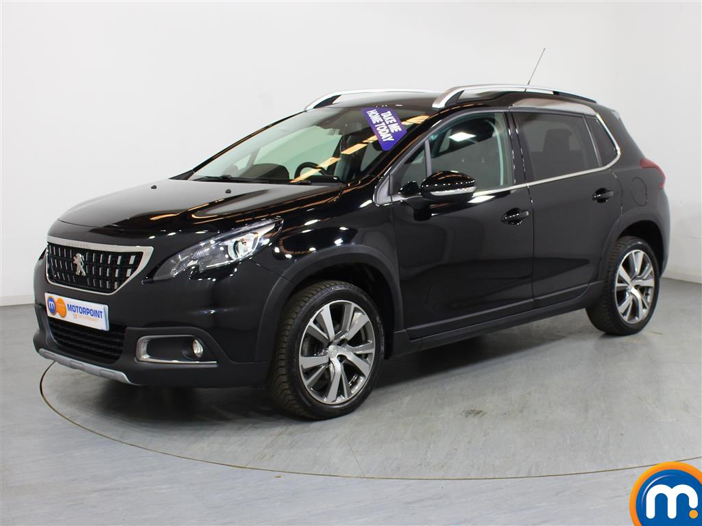 Peugeot 2008 Allure - Stock Number (1000505) - Passenger side front corner
