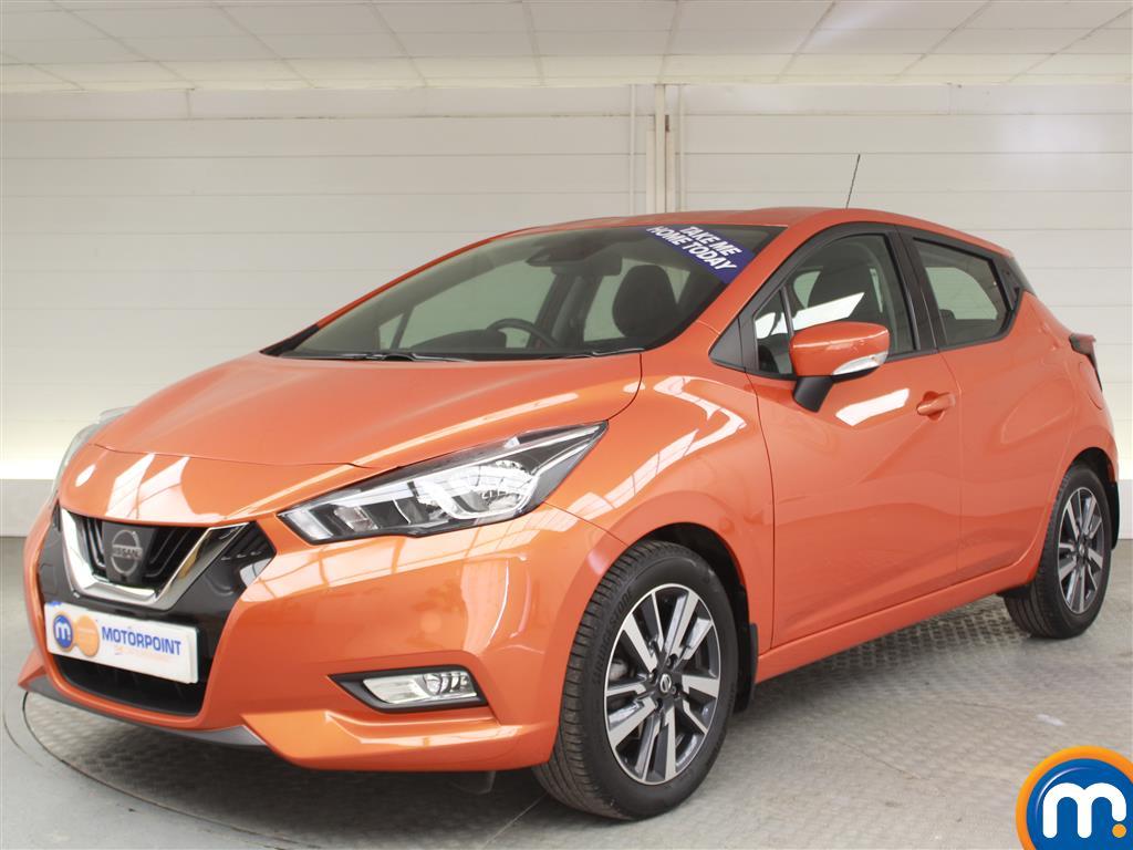 Nissan Micra Acenta Limited Edition - Stock Number (1012617) - Passenger side front corner