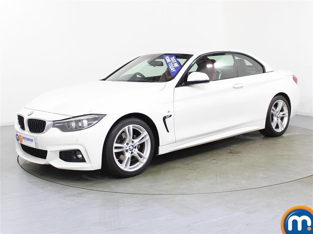 BMW 4 Series M Sport - Stock Number (1008162) - Passenger side front corner