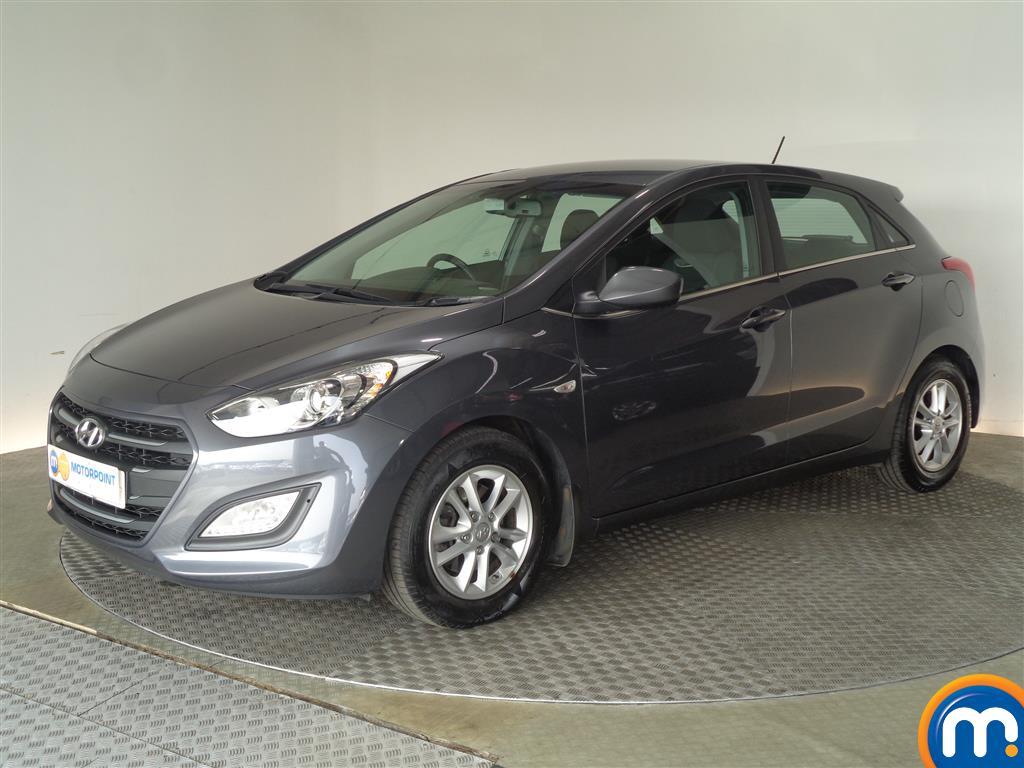 Hyundai I30 SE - Stock Number (1012568) - Passenger side front corner