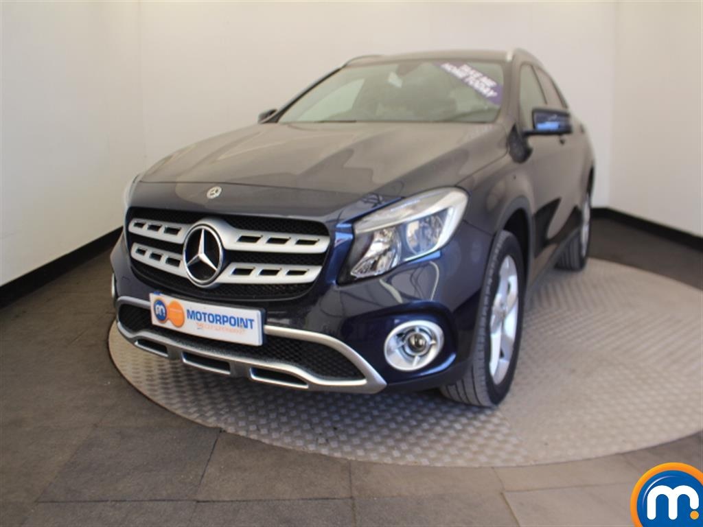 Mercedes-Benz Gla Class Sport - Stock Number (1002293) - Passenger side front corner