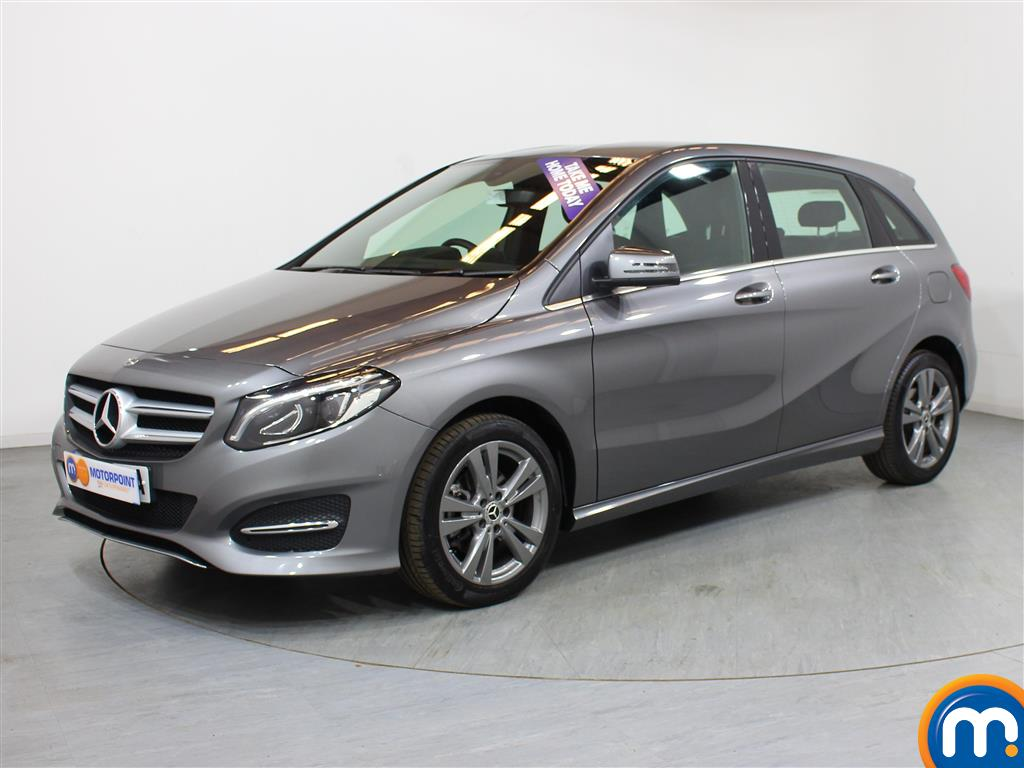 Mercedes-Benz B Class Exclusive Edition - Stock Number (1008684) - Passenger side front corner