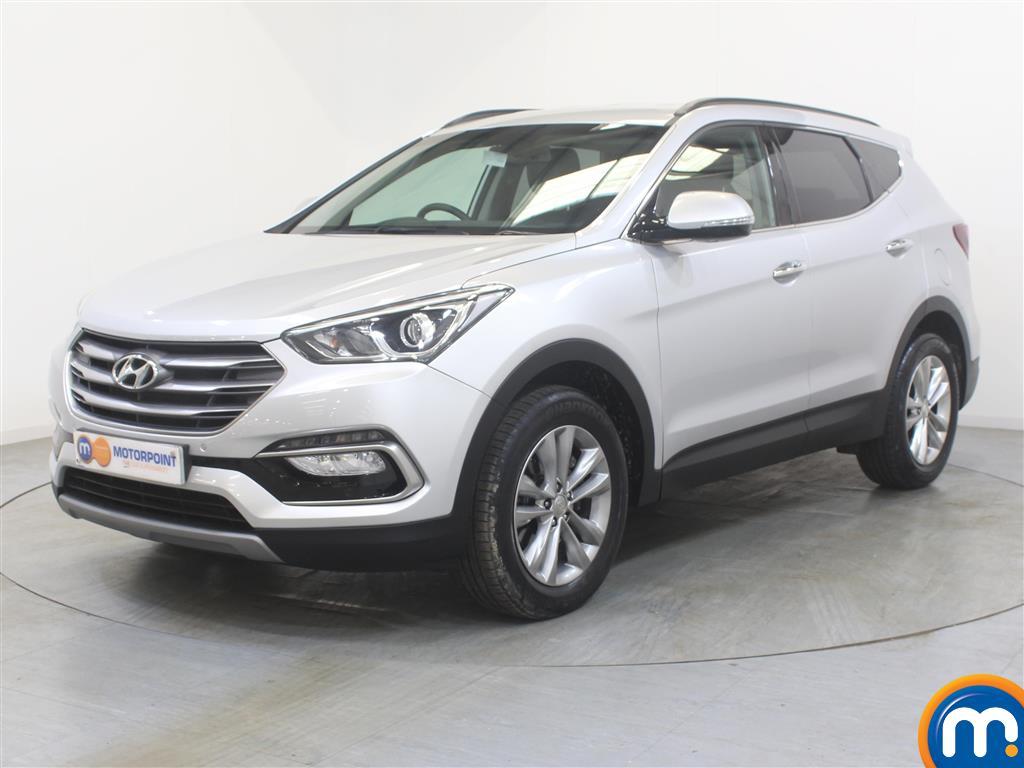 Hyundai Santa Fe Premium - Stock Number (1007008) - Passenger side front corner