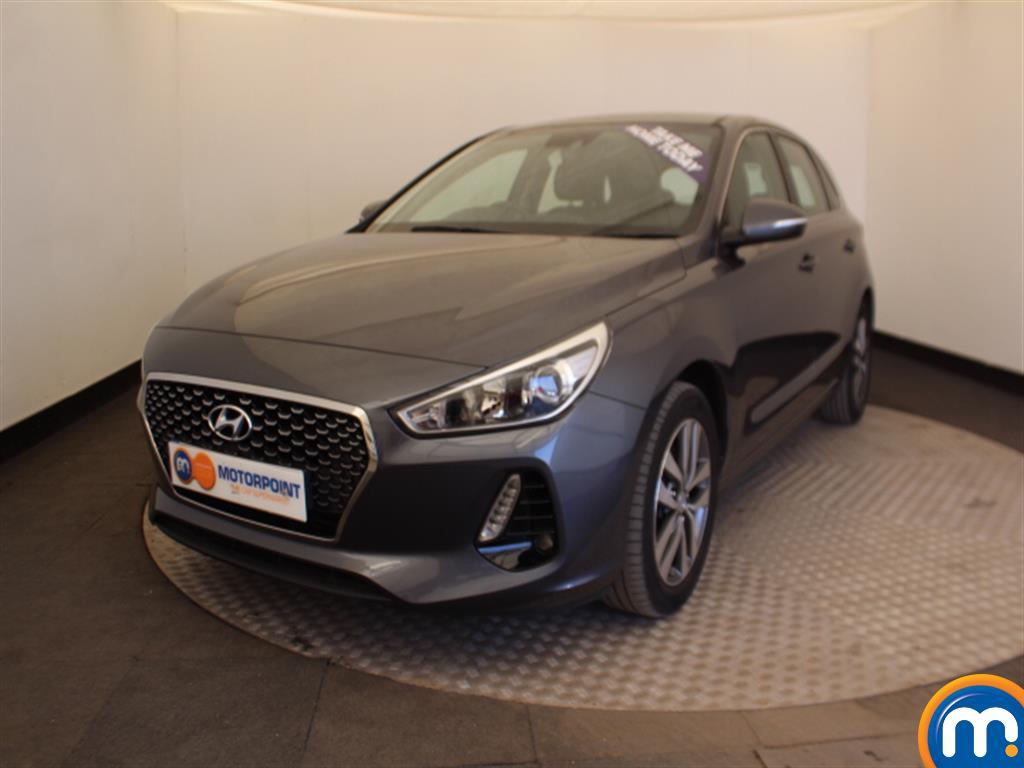Hyundai I30 SE Nav - Stock Number (1005921) - Passenger side front corner