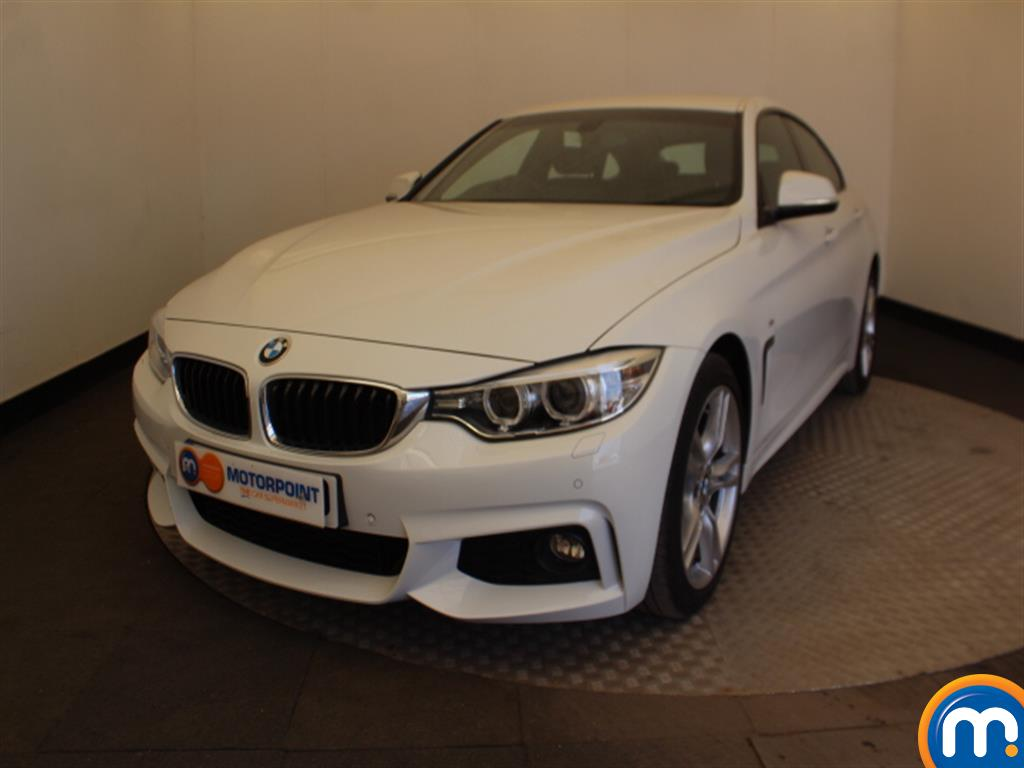 BMW 4 Series M Sport - Stock Number (1007500) - Passenger side front corner