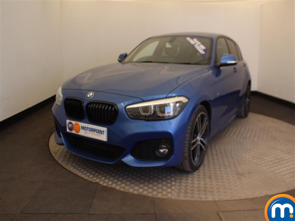 BMW 1 Series M Sport Shadow Edition - Stock Number (1007374) - Passenger side front corner