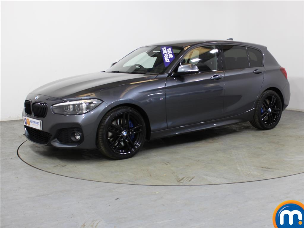 BMW 1 Series M Sport Shadow Edition - Stock Number (1002856) - Passenger side front corner