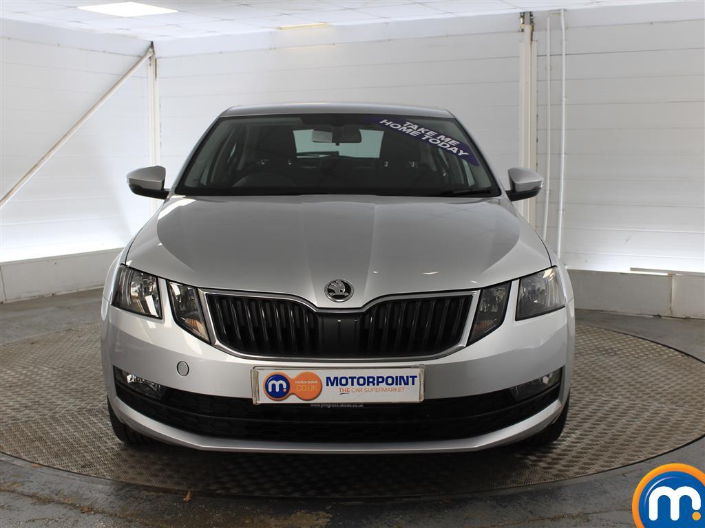 Skoda Octavia SE Automatic Petrol Hatchback - Stock Number (1009781) - Front bumper