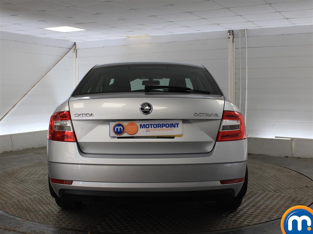 Skoda Octavia SE Automatic Petrol Hatchback - Stock Number (1009781) - Rear bumper
