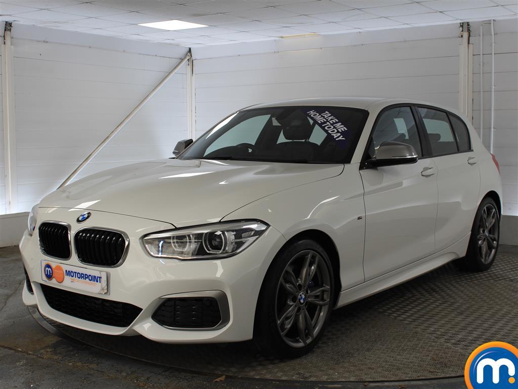 BMW 1 Series M140i - Stock Number (1011479) - Passenger side front corner