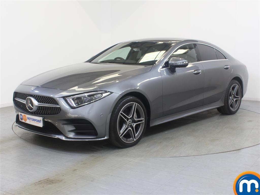 Mercedes-Benz CLS AMG Line - Stock Number (1007492) - Passenger side front corner