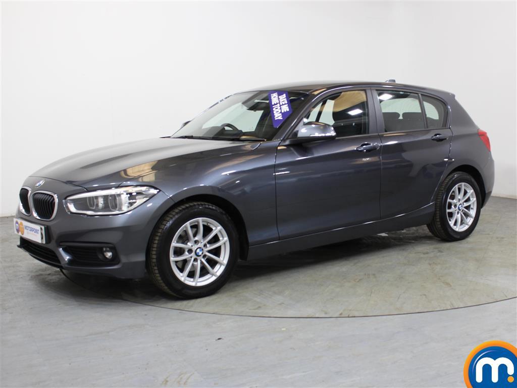 BMW 1 Series SE Business - Stock Number (1008479) - Passenger side front corner