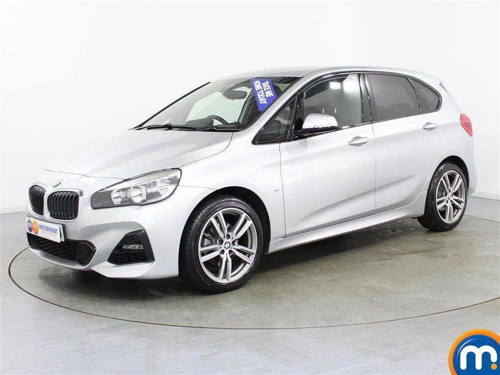 BMW 2 Series M Sport - Stock Number (1010537) - Passenger side front corner