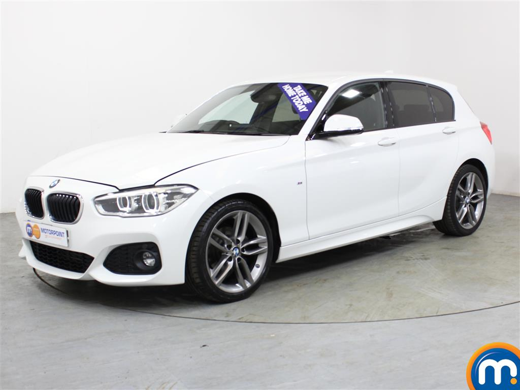 BMW 1 Series M Sport - Stock Number (1001660) - Passenger side front corner