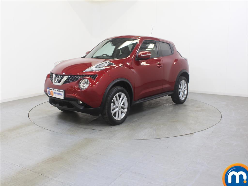 Nissan Juke N-Connecta - Stock Number (1010286) - Passenger side front corner